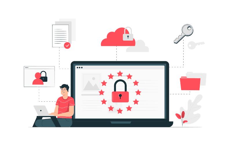 SSLセキュリティーのイメージ