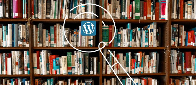 WordPressに関する情報が多い